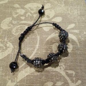 Beautiful shamballa bracelet